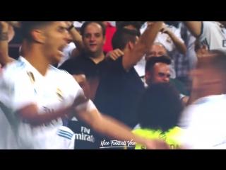 Asensio vs Barcelona | DROBIN | vk.com/nice_football