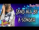 Soy Luna 3 ♥ I Wanna Music ♥ NUEVA CANCIÓN (Canción de Luna en Inglés)Con Letra