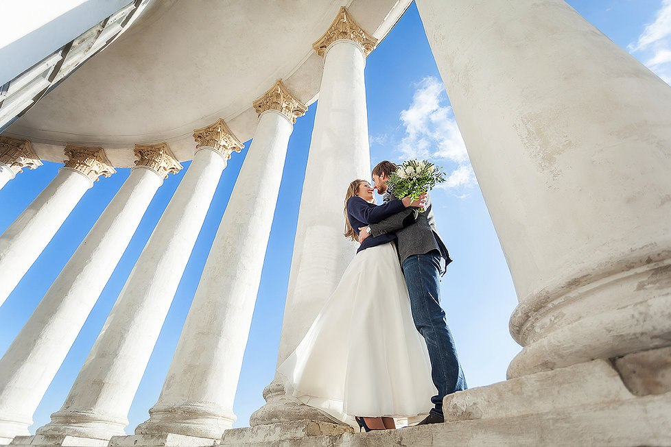 O ZG17pcdEU - С чего начинается свадьба на море