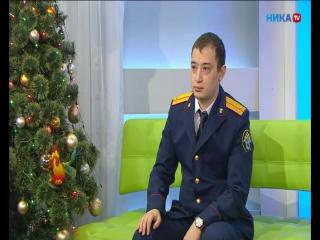 Следователь А.С.Садыгов в программе Легко на ТРК Ника ТВ