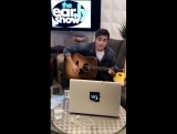 Jorge sang Summer Soul at morning show The Early.ly  26.05.17