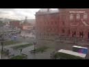 Кабинки сбегают с Красной площади