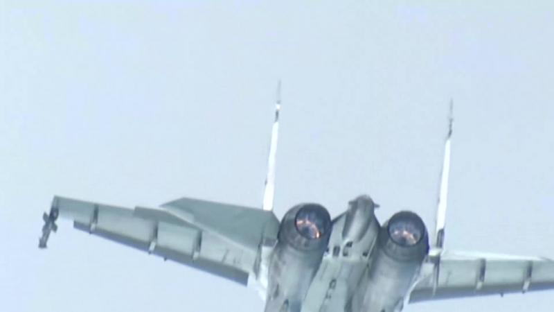 Сопла Су-35С
