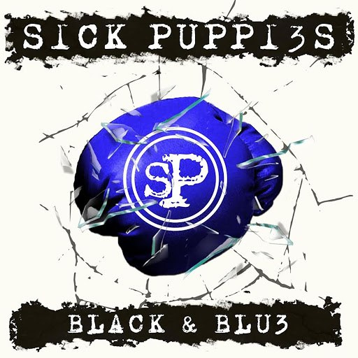 Альбом Sick Puppies Black & Blue