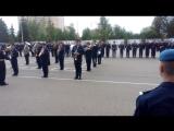 присяга 45 бригада ВДВ_строевая песня