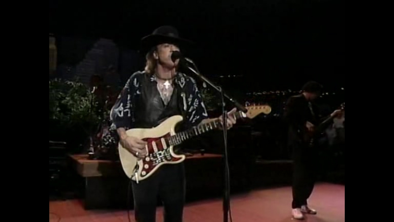 Stevie Ray Vaughan - One Night In Texas...Austin City Limits 89