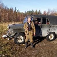 Анкета Юрий Артеев