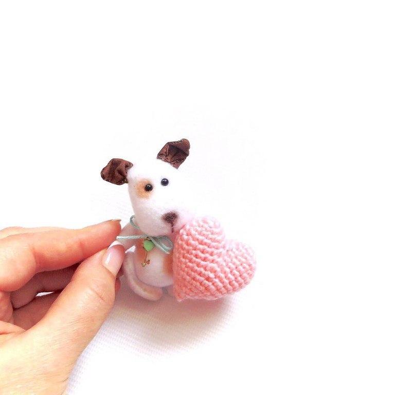 собачка игрушка