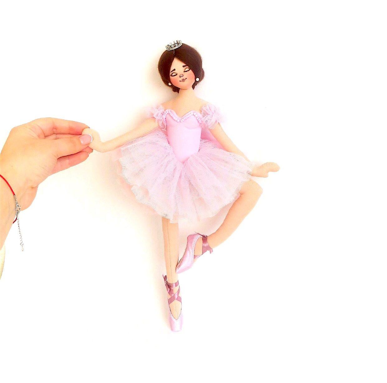 балерина кукла