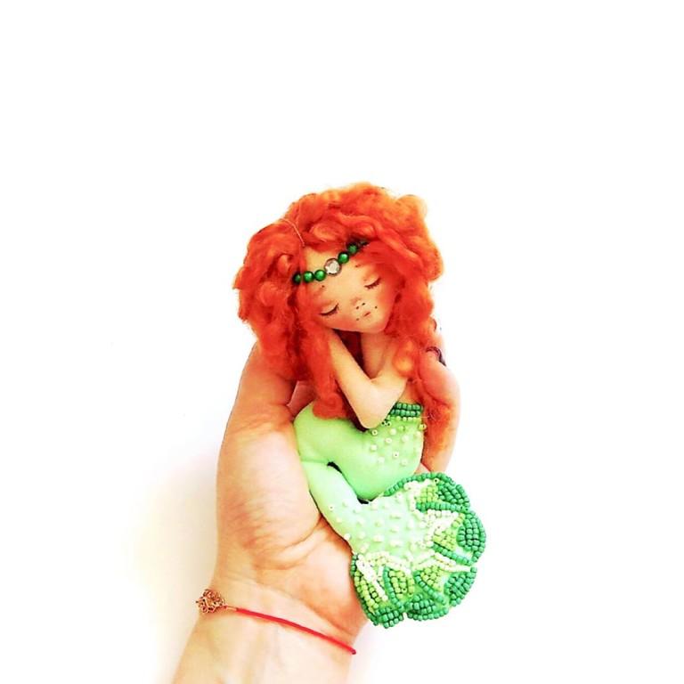 кукла русалка