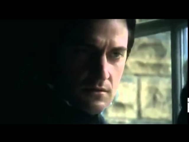 North and South, John Thornton's Look (Richard Armitage)