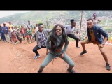 Sherrie Silver - African Squat Challenge Dance Choreography #AfricanSquatChallenge