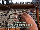 Reflex LiveLoop Pitch-Shift-Glitch-Slice Demo