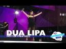 Dua Lipa 'Hotter Than Hell' Live At Capital's Summertime Ball 2017