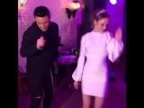 Диана Шурыгина отрывается на своей свадьбе под песню «DJ Дождик - Почему же»