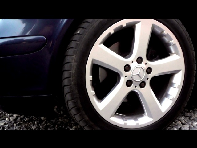 Mercedes-Benz W203 Kompressor by SK FILMS