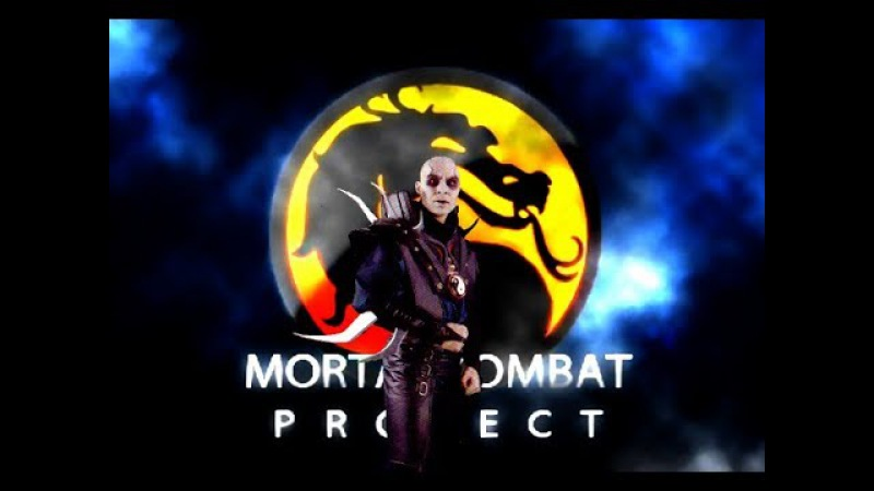 M.U.G.E.N MK Project by borg117 (PC) - New update (08.11.17) - Quan Chi Gameplay download link