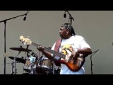 Great Bass Solo by Larry Williams performing with his band