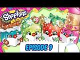 Shopkins Cartoon - Episode 9,