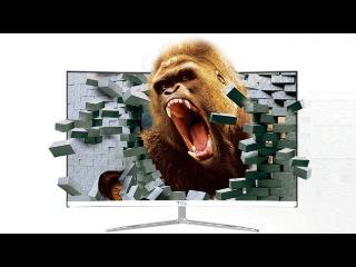 TCL T32M6C: монитор с изогнутым экраном 31.5 дюйма. ru.Gearbest.com