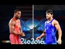 ОИ-2016, в/к до 74 кг - Аниуар Гедуев Россия vs Джордан Барроуз США