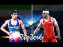 ОИ Финал 74 кг - Аниуар Гедуев Россия vs Хассан Яздани Иран