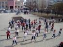 Экологический флеш-моб 17 апр.17г. МБОУ СОШ №129 г.Челябинска
