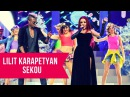Lilit Karapetyan Sekou - Siro qami, Du im lav ynker megamix Tashi Show 2017