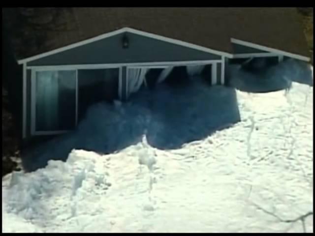 На Канаду и север США обрушился ледяной цунами