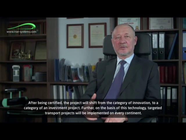 RSW systems The speech of Anatoly Yunitskiy with subtitles Venture capital investment