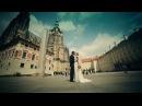 Свадьба в Праге Вртбовские Сады Классическая свадьба