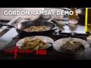 Gordon Ramsay's New York Strip Steak Recipe Extended Version Season 1 Ep 4 THE F WORD