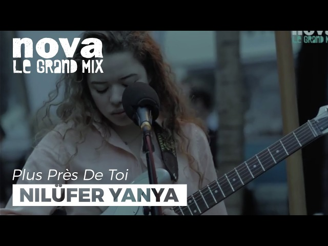 Nilüfer Yanya - Hey (Pixies cover) | Live Plus Près De Toi