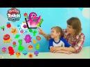 Игрушки Плей До. Студия для детей Создай мир PlayDoh Touch Интерактивный набор с пластилином Toys