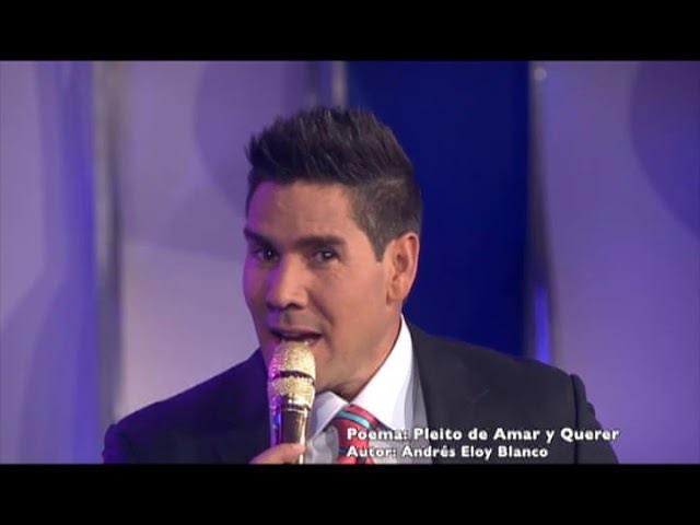 Poema | Winston Vallenilla nos interpreta el poema Pleito de Amar y Querer de Andres Eloy Blanco