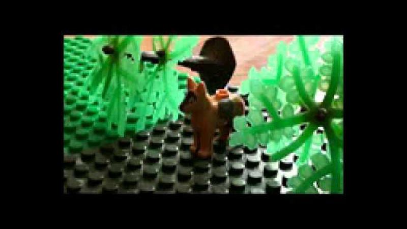 Лего Сталкер продолжение Серия 2