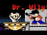Mega Man 2 Cover - Dr. Wily Theme- Banjo Guy Ollie #megaman