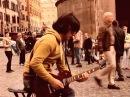 Miguel Montalban - Bohemian Rhapsody Queen AMAZING street performance