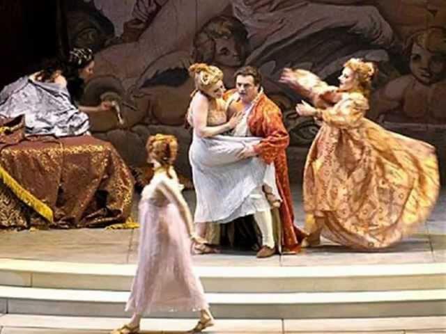 My Choice - Anna Moffo: Caro Nome (Rigoletto)