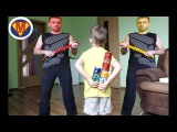 Bad Baby Steals Coca-Cola Learn colors with Johny Johny yes papa song Nursery Rhymes Playground