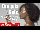 Croquis Cafe: Figure Drawing Resource No. 247