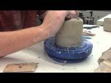 Hand Built Wabi Sabi Tea Bowl