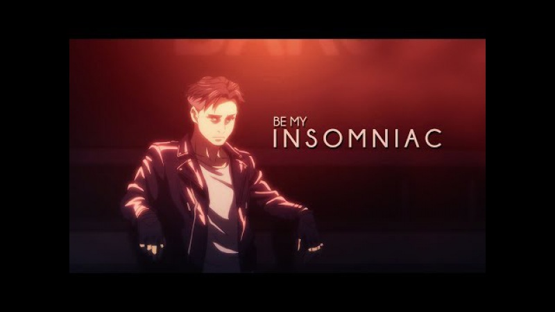 INSOMNIAC || Yuri on Ice