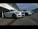 BMW F20 / 21 M135I 6-speed RWD Remus Downpipe Wagner KW Clubsport Eibach Stabi