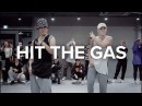 hit the gas - raven felix ft. snoop dogg, nef the pharaoh / austin X shawn choreography