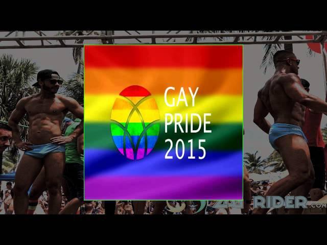 Set Circuit 19 Gay Pride 2017 / Lo Mas Nuevo / Musica De Antro / Free DL Track List - S.R. YONY.