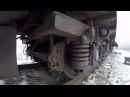 GoPro Тележка пассажирского вагона КВЗ-ЦНИИ / GoPro Passenger car bogie