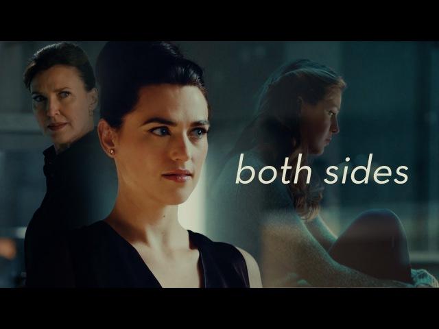 Lena Luthor - both sides [2x22]