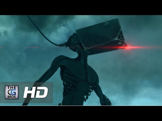 CGI 3D Animated Short: Divisor - by SELFBURNING
