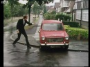 Basil thrashes his car Fawlty Towers BBC